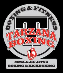 Tarzana Boxing Logo