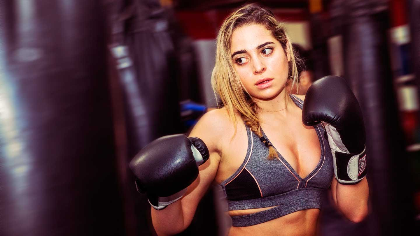 Boxing and fitness for men and women