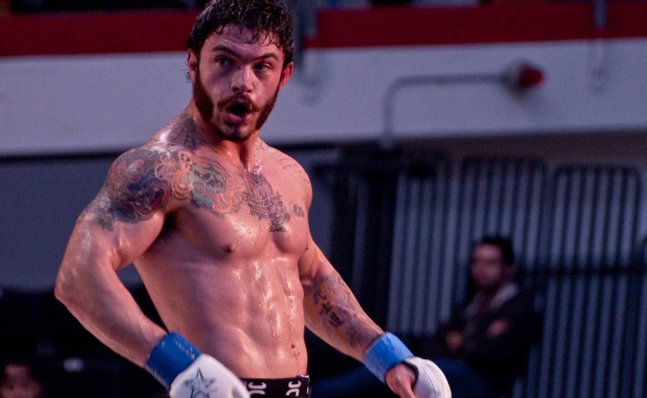 Professional Mixed Martial Arts fighter and Tarzana boxing instructor, Thor Skancke