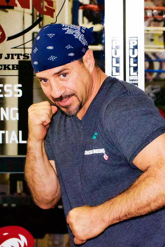 Fernando Zig Zag | Private Trainer | Tarzana Boxing and Fitness