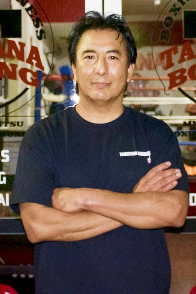 John Espinoza | Instructor | Tarzana Boxing