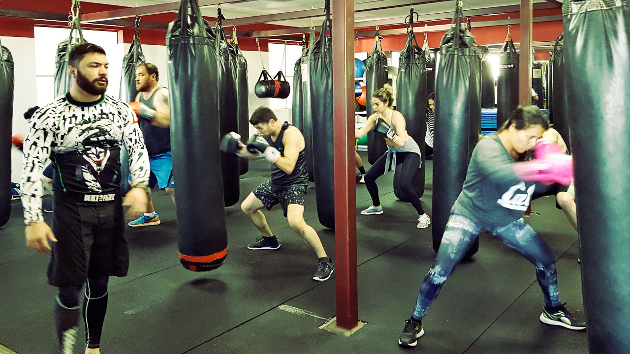 Group classes and private instruction - reach your fitness goals at Tarzana Boxing