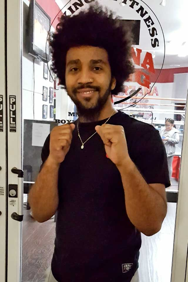 Brandon Newberry | Instructor | Tarzana Boxing