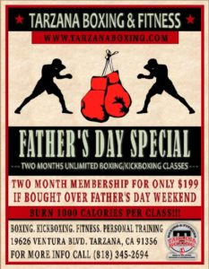 Promotions | Tarzana Boxing